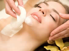 Learn more about our Facial services.