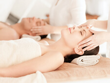 Learn more about our Head & Shoulder Massages.