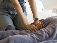 Learn more about our Shiatsu Massages.